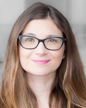 Dr Emily Blake, Psychologist