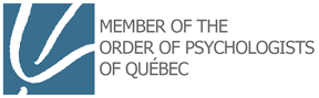 Logo of order of psychologist Quebec