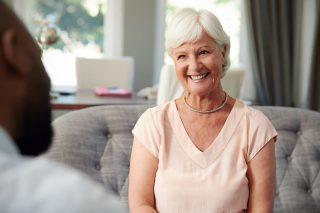 Thérapie individuelle pour les personnes âgées