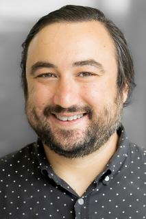 Portrait of Dr David Martin Psychologist