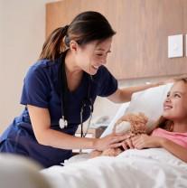 La maladie chez les enfants et les adolescents