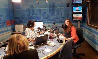 Dr Emily Blake CBC radio interview