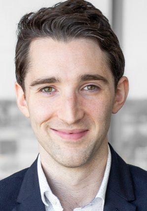 Portrait of Dr Matthew Clyde Psychologist